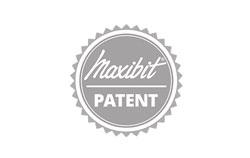 Vi har flera patent på våra displaysystem
