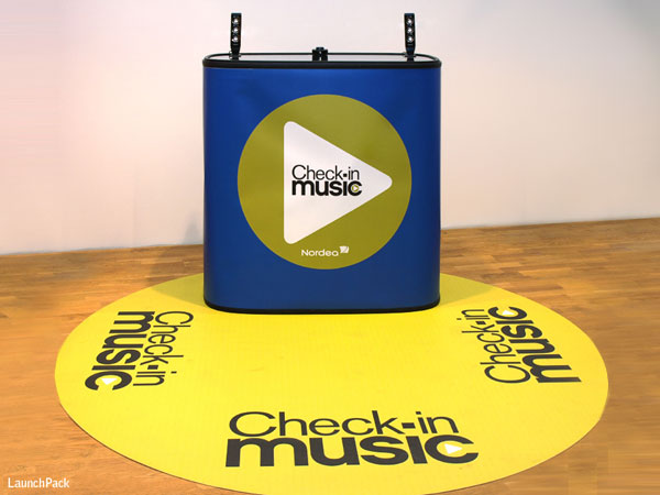 Nordea - Check in musick